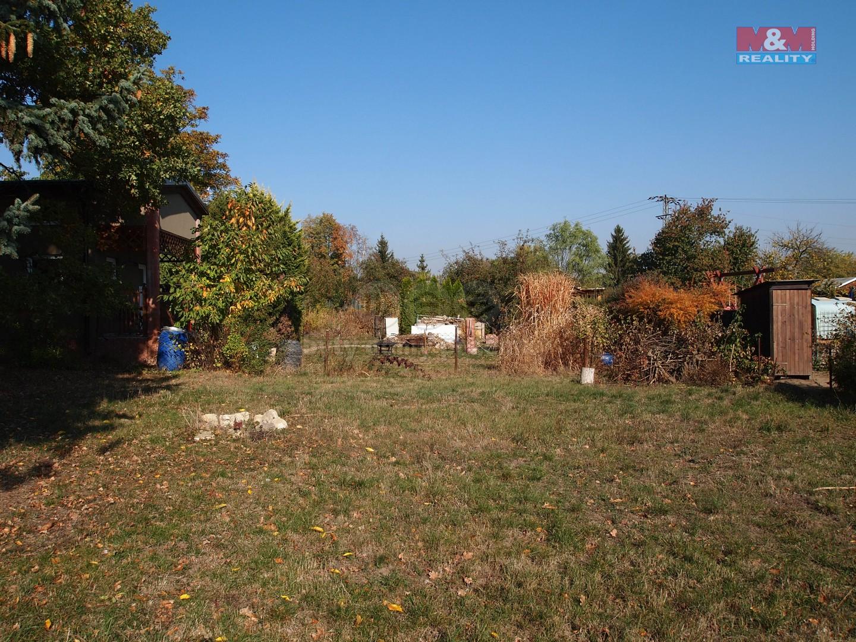 Prodej, zahrada, 456 m2, Žatec, ul. Libočanská