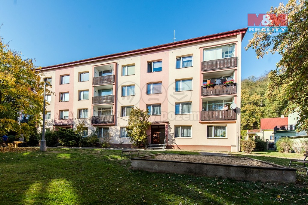 Prodej, Byt 1+1, 40 m2, OV, Chlumec, ul. Krušnohorská