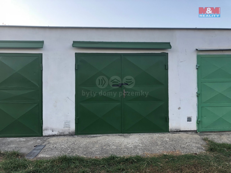 Pronájem, garáž, 21m2, Jirkov, ul. Za Pilou