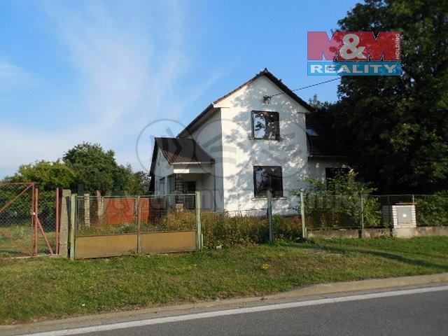 Prodej, rodinný dům, Křižanov, ul. Meziříčská