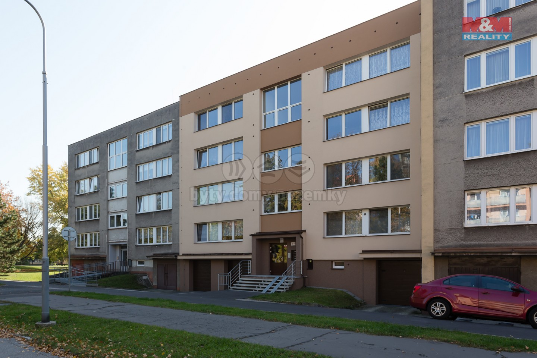 Prodej, byt 3+1, 82 m2, Ostrava - Hrabůvka, 2 garáže
