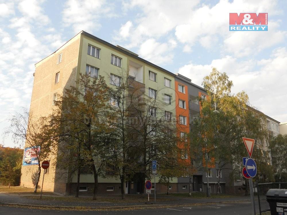 Prodej, byt 1+1, 35 m2, Kosmonautů, Louny