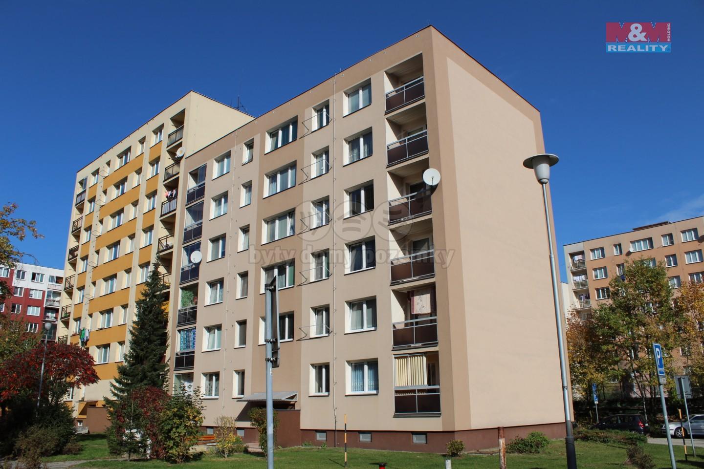 Pronájem, byt 2+1, 45 m2, Ostrava, ul. Vl. Vlasákové