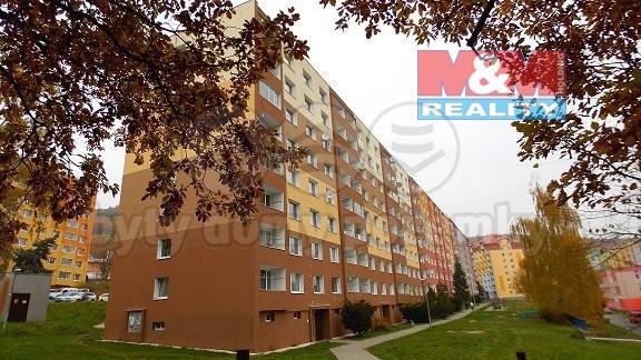 Pronájem, byt 1+1, 36 m2, Jirkov, ul. Krušnohorská