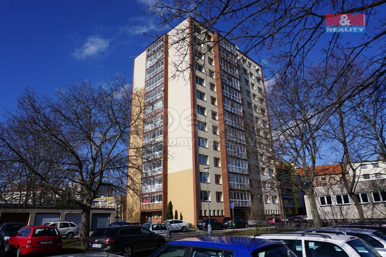 Prodej, byt 3+kk, OV, 80 m2, Pardubice-centrum, ul. Anenská