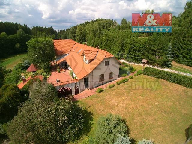 Prodej, zemědělská usedlost, Rušinov - Hostětínky