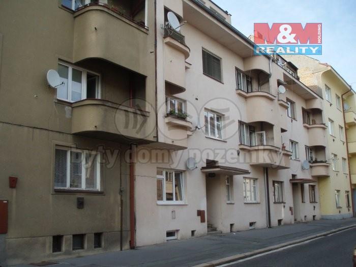 Pronájem, byt 1+1, Pardubice, ul. K Blahobytu