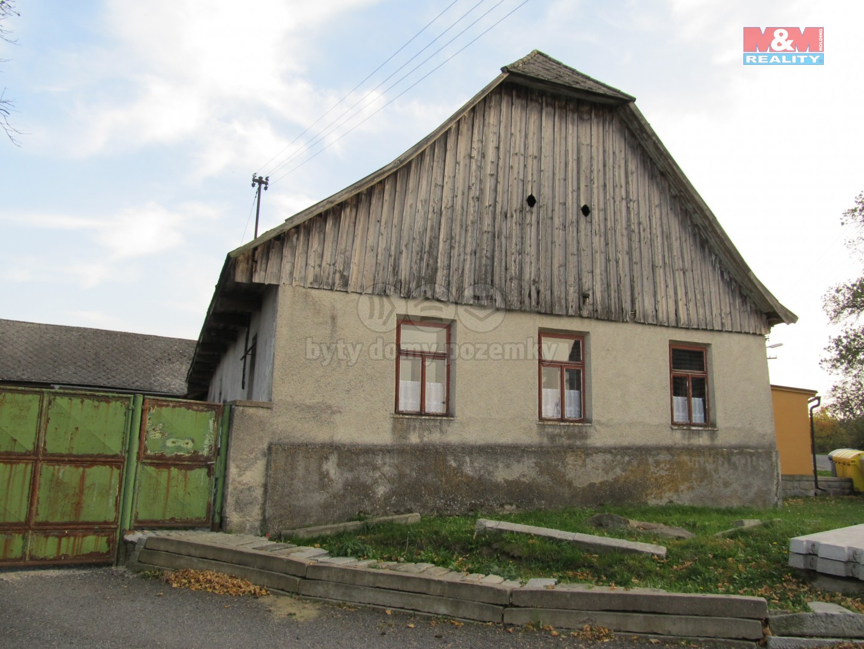 Prodej, rodinný dům 3+1, Skorkov