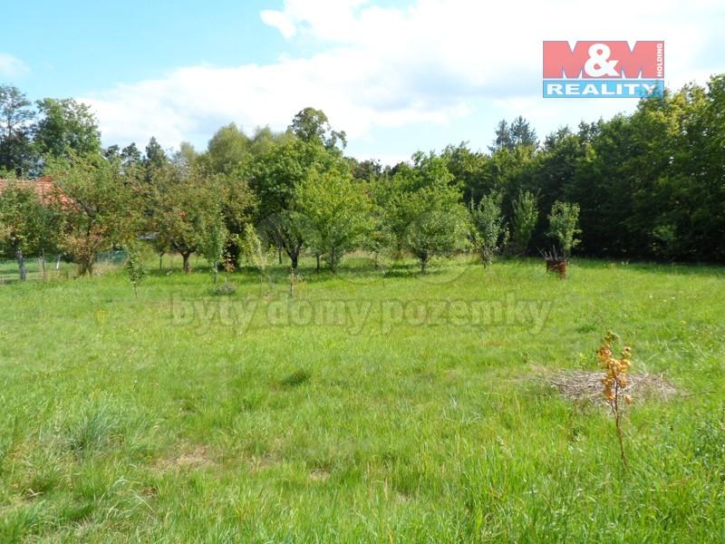Prodej, pozemek, 1345 m2, Bělotín
