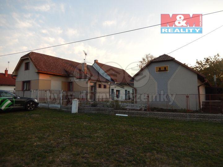 Prodej, rodinný dům, Kobylice