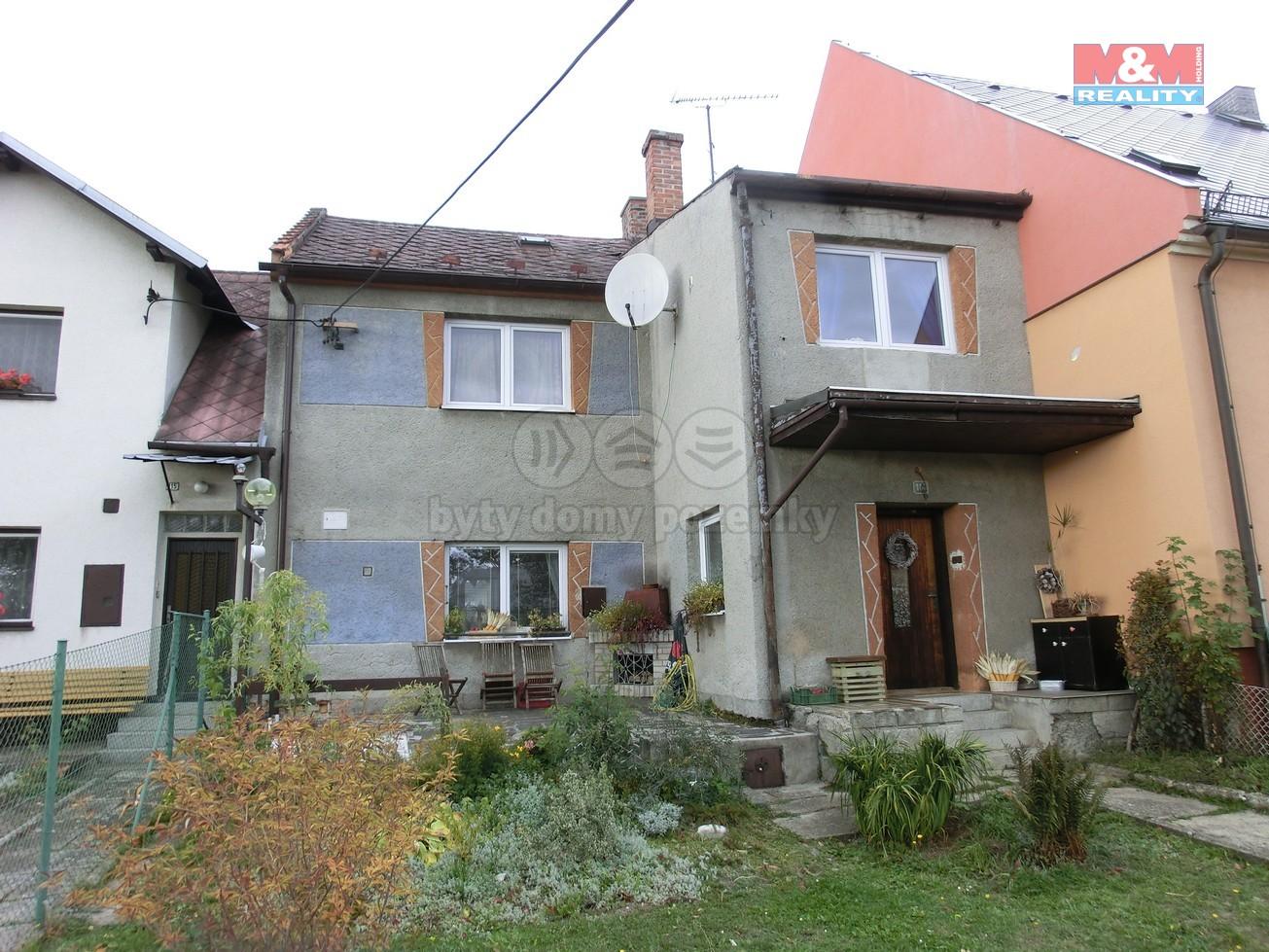 Prodej, rodinný dům, 120 m2, Slatina u Bílovce