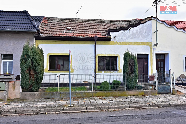 Prodej, rodinný dům 3+1, 90 m2, Roudnice nad Labem