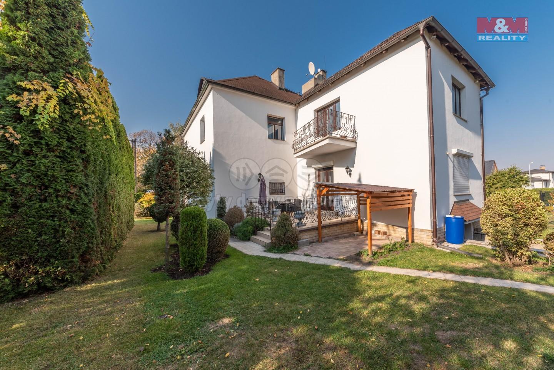 Prodej, rodinný dům, 490 m2, Praha - Lhotka