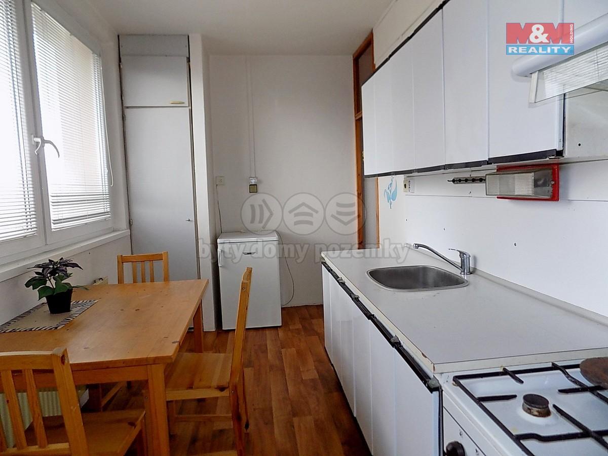 Prodej, byt 3+1, Ostrava, ul. Václava Jiřikovského