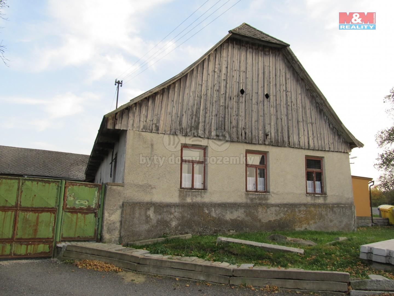 Prodej, zemědělská usedlost 3+1, Skorkov