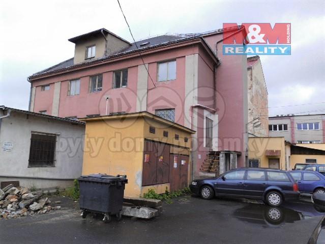 Prostory (Pronájem, sklad, 100 m2, Děčín, ul. Ústecká)