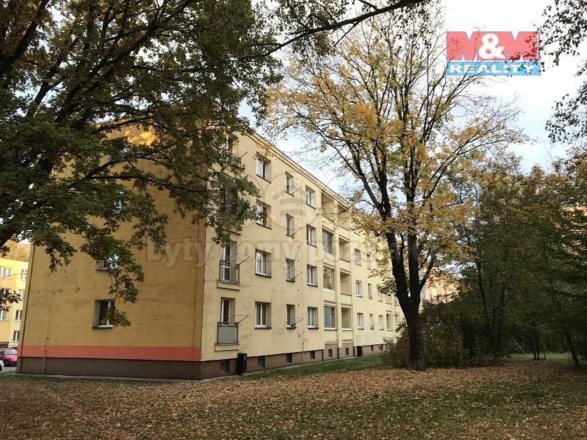Prodej, byt 1+1, 39 m2, Ostrava - Zábřeh, ul. Volgogradská