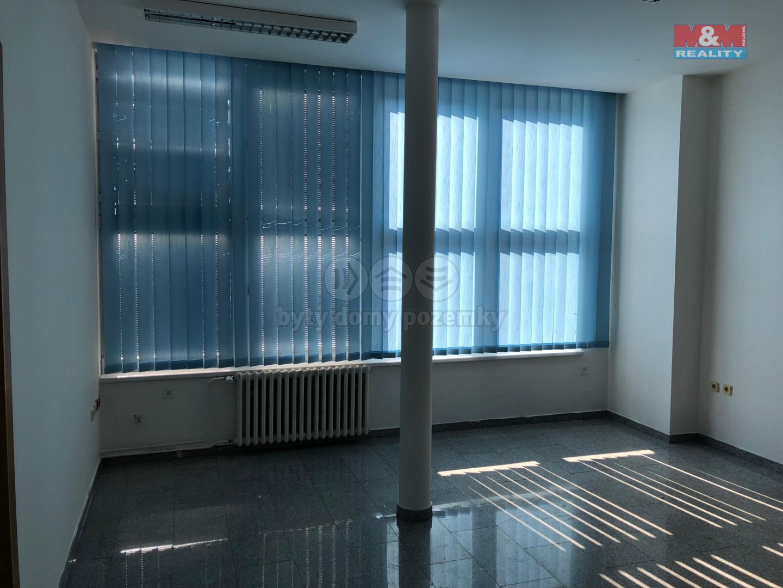 Pronájem, kancelářský prostor, 25 m2, Zábřeh