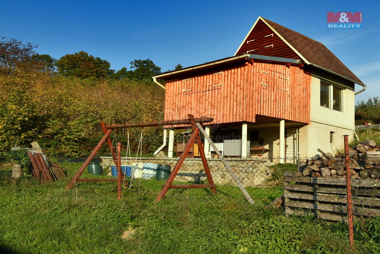 Prodej, chata 3+kk, 400 m2, Medlov