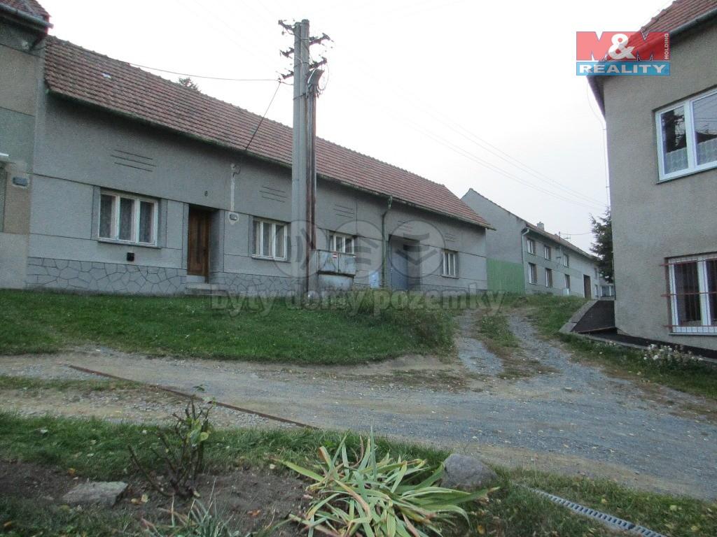 Prodej, rodinný dům, 486 m2, Prostějovičky