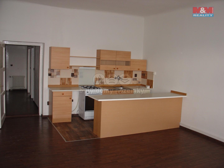 Pronájem, byt 3+kk, 93 m2, Krnov