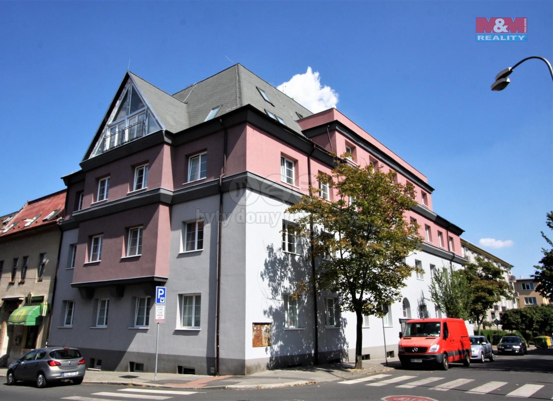 Prodej, byt 2+kk, 66 m2, Chomutov, Čechova ulice