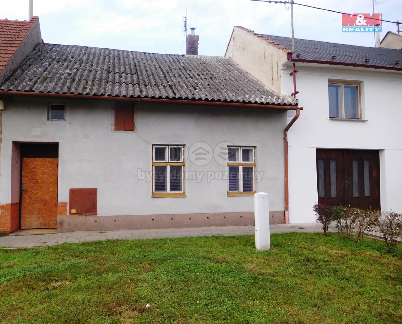 Prodej, rodinný dům, Kojetín