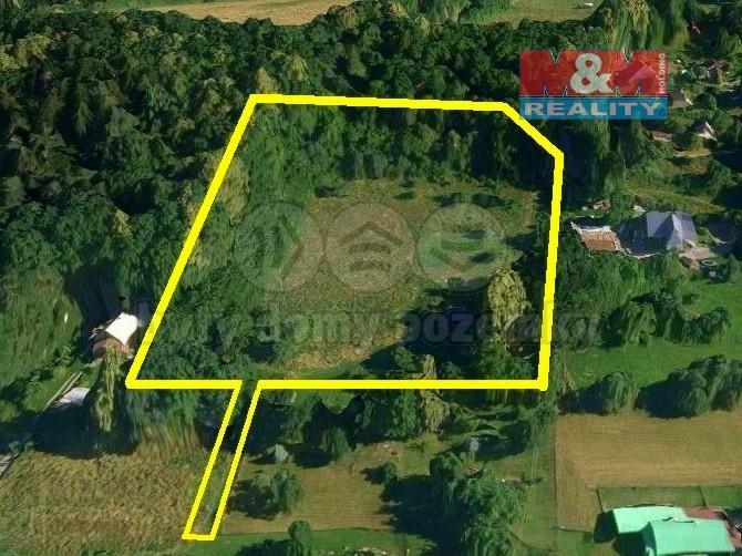 Prodej, stavební pozemek, Janovice