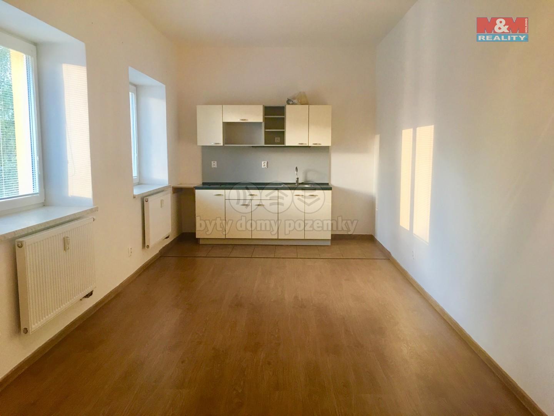 Pronájem, byt 1+kk, 34 m2, Ostrava - Vratimov, ul. Strmá