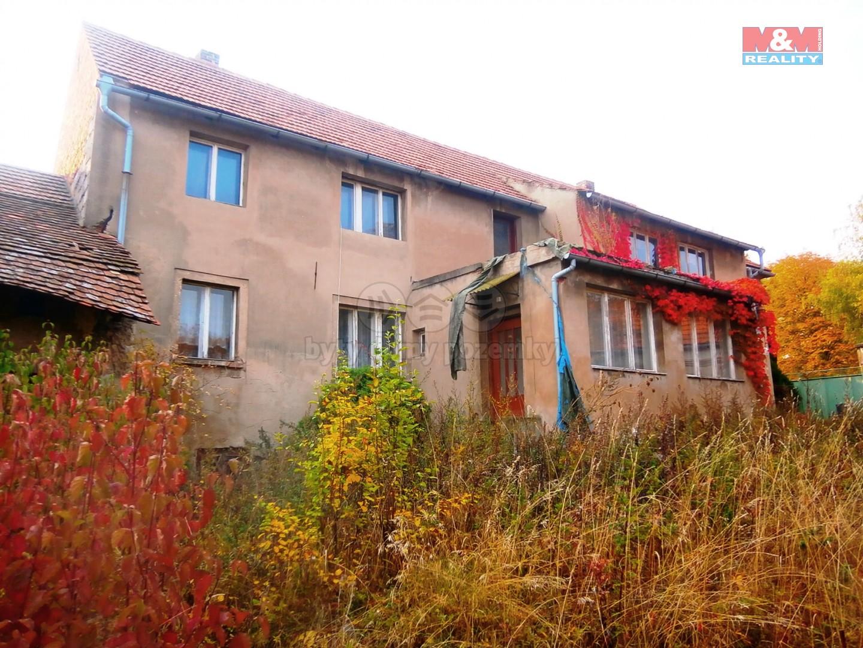 Prodej, rodinný dům, 160 m2, Evaň