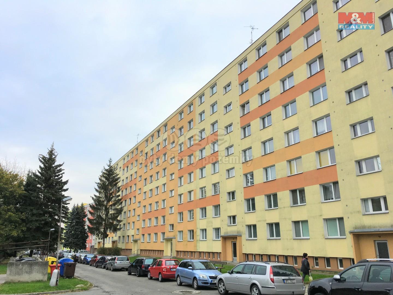 Pronájem, byt 1+1, 32 m2, Olomouc, ul. I. P. Pavlova
