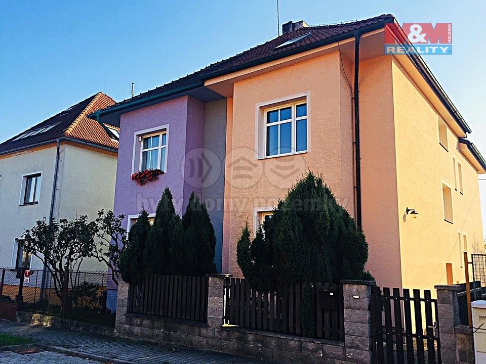 Prodej, rodinný dům 248 m2, Plzeň - na Bílé Hoře