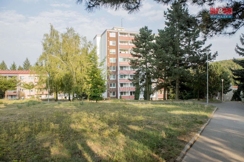 Prodej, byt 2+1, 62 m2, Brno, ul. Prokofjevova s garáží