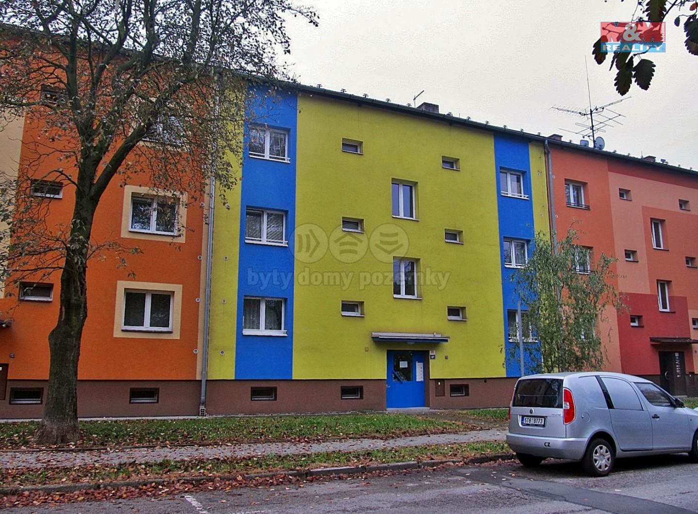 Pronájem, byt 2+1, 50 m2, Ostrava - Hrabůvka, ul. Jubilejní
