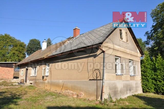 Prodej, rodinný dům 3+kk, Skuhrov nad Bělou