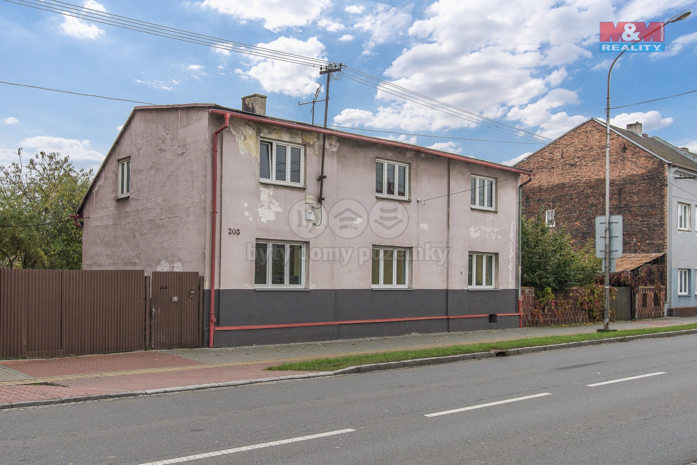Prodej, bytový dům, Bohumín, ul. 1. Máje