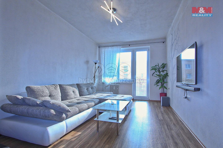 Prodej, byt 2+1+balkon, 61 m2,Plzeň, ul. Blatenská