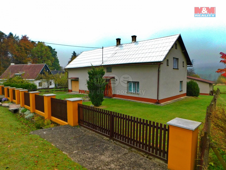 Prodej, rodinný dům, Zlaté Hory - Salisov