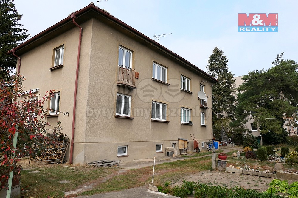 Prodej, byt 2+1, 60 m2, Nový Bydžov, ul. Julia Fučíka