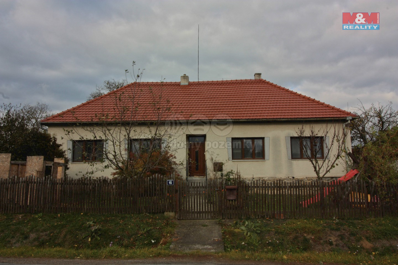 Prodej, rodinný dům, 2541 m2, Rojetín