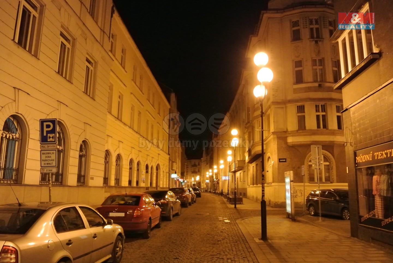 Pronájem, byt 2+1, Ostrava, ul. Poštovní