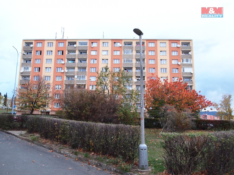 Prodej, byt 2+1, 64 m2, OV, Chomutov, ul. Borová