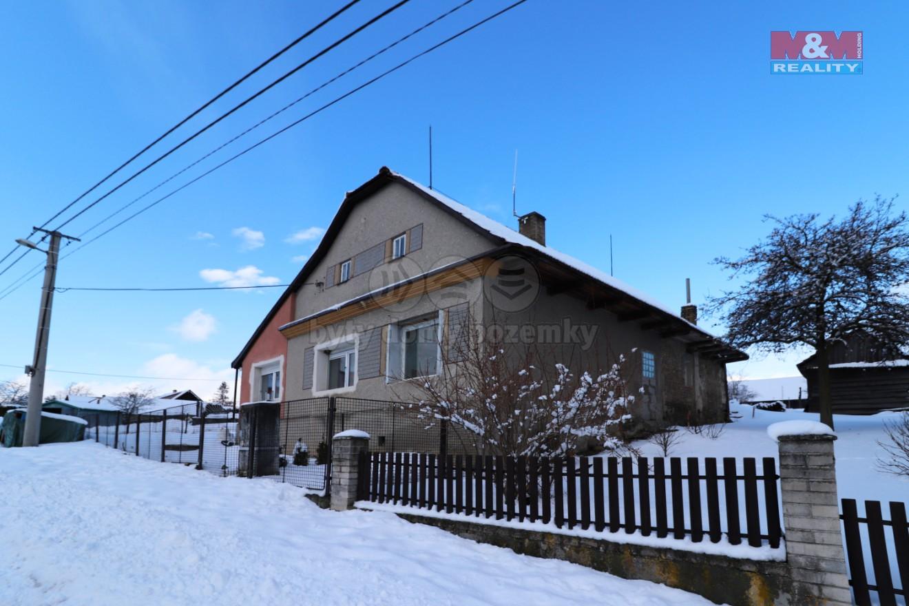 Prodej, rodinný dům, Radíkov