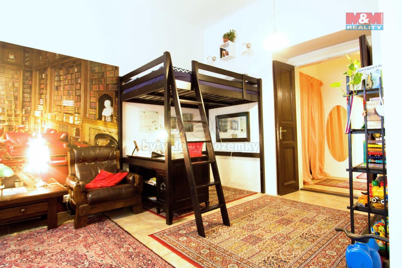 Pronájem, byt 3+kk, 74 m2, Praha, ul. Veletržní