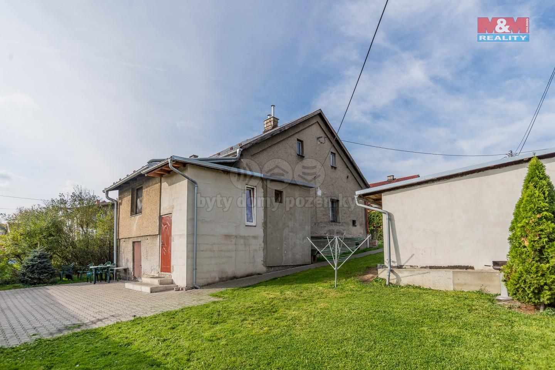 Prodej, rodinný dům 3+2, Rychvald, ul. Stará kolonie