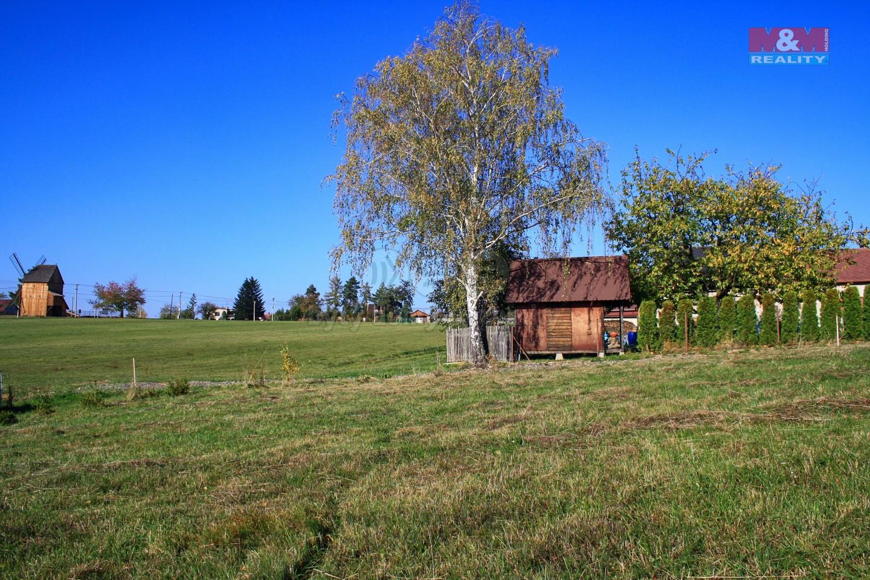 Prodej, pozemek, 800 m2, Litultovice - Choltice