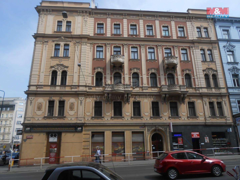 Pronájem, byt 5+1,Sokolská, Praha 2