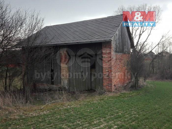 Prodej, stodola, Ostrava - Polanka