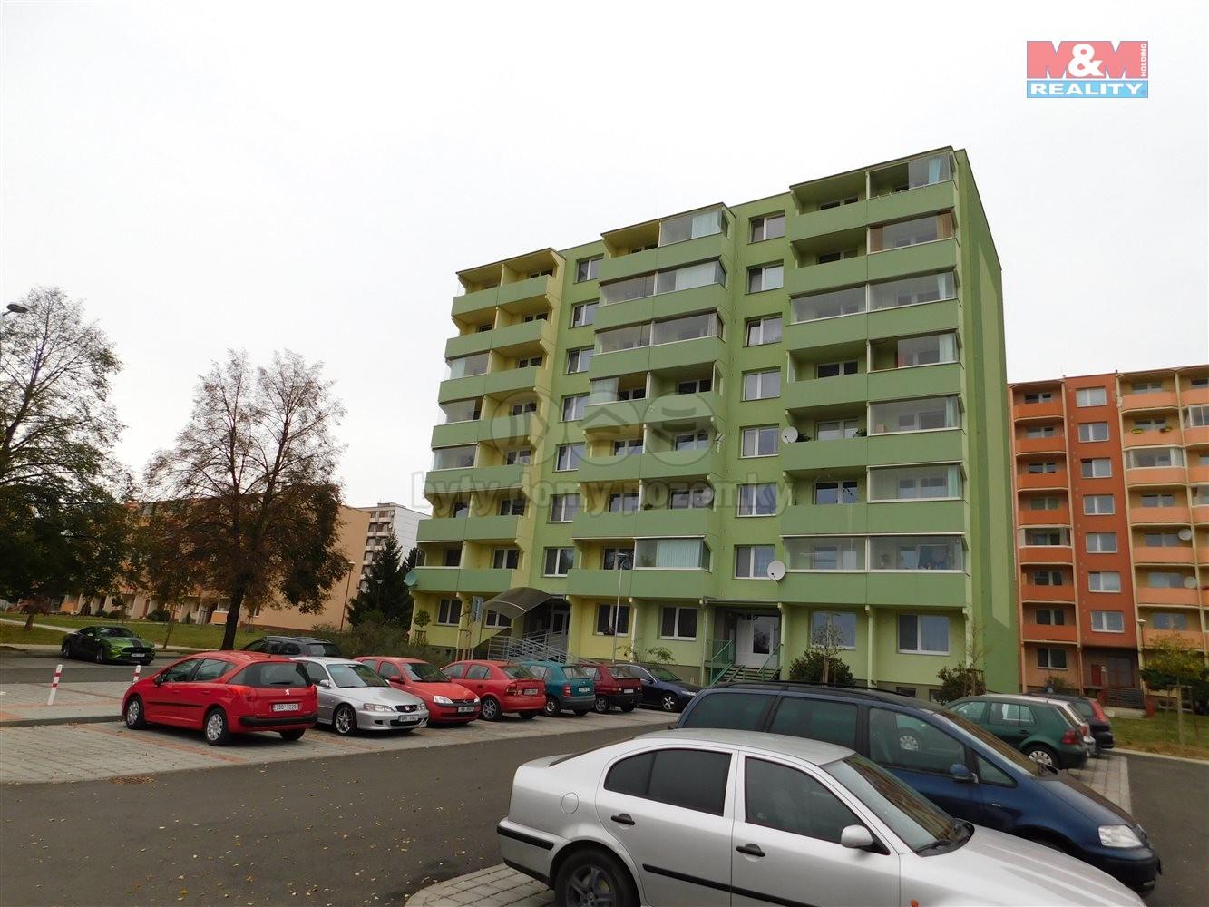 Prodej, byt 1+1, 33 m2, Ivančice