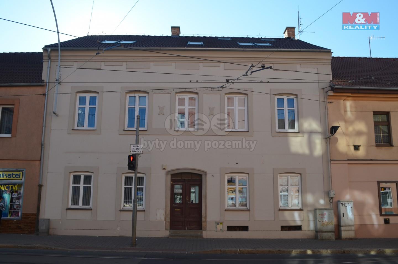 Pronájem, Kancelářské prostory, Plzeň, ul. Slovanská